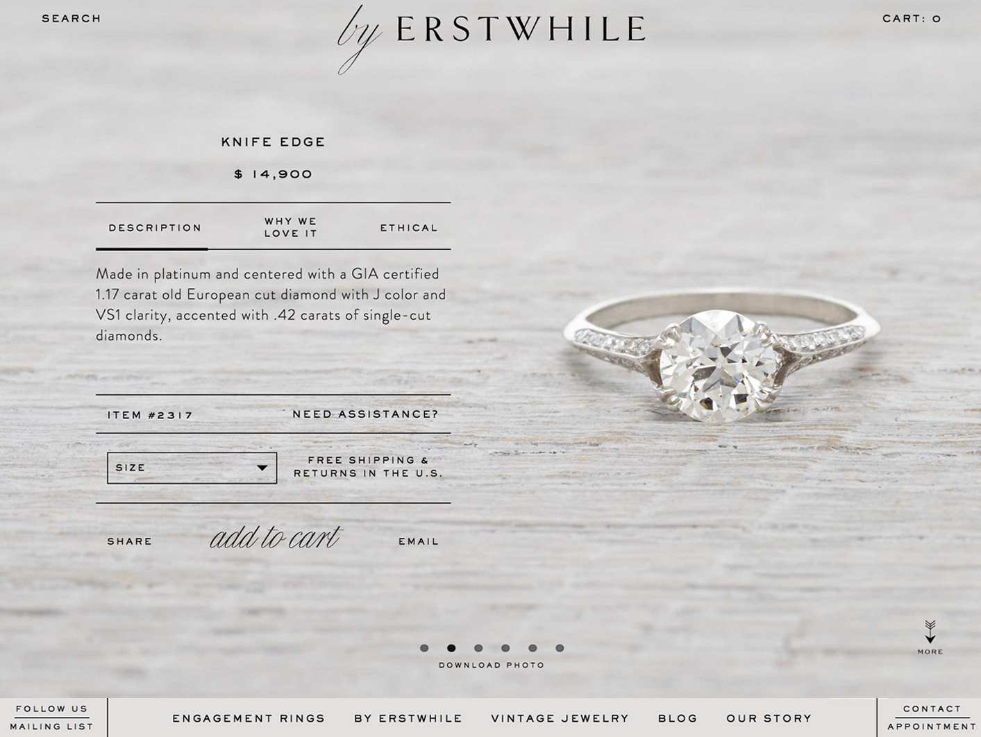 Erstwhile website designed by Scissor.